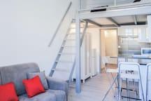 Studio climatisé  au coeur du Vieux Port
