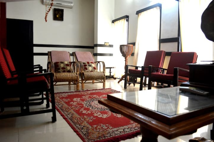 Ananthapuri Homestay