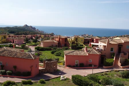 Apartment 4pax @ CALA ROSSA! - Isola Rossa