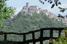 Panorama Olevano Romano
