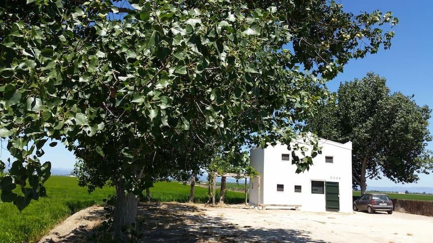 Casa Cusa, Ebro Delta - Sant Jaume d'Enveja