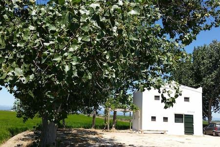 Casa Cusa, Ebro Delta - Sant Jaume d'Enveja - บ้าน