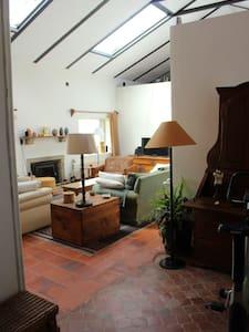 Habitación doble, casa en el campo. - Segovia - House
