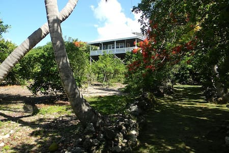 Abaco Bahamas Vacation Home - Marsh Harbour - 獨棟