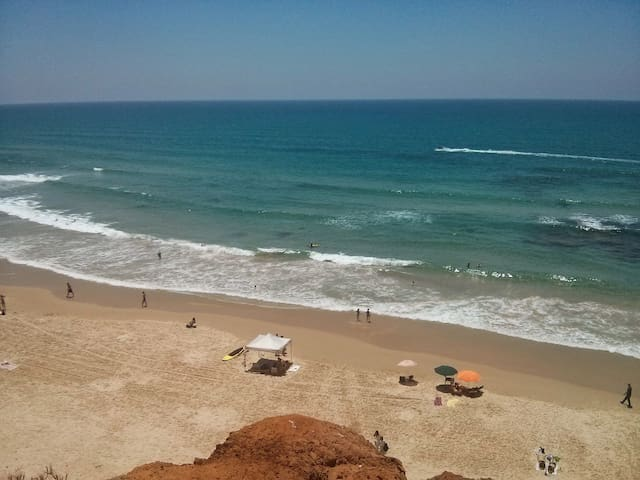 2.5 room House on the beach,Natanya - Netanya - Dom
