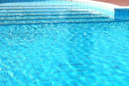06 Villa with pool and garden - Altavilla Milicia - Vila