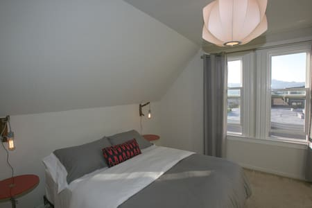 Newly Renovated-Modern Bernal Flat - San Francisco - Apartment