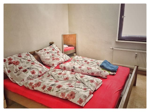 Private room - Bad Neustadt an der Saale - Leilighet