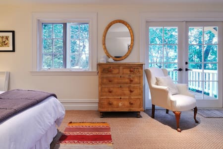 Private guest suite/bath  - San Anselmo - Haus