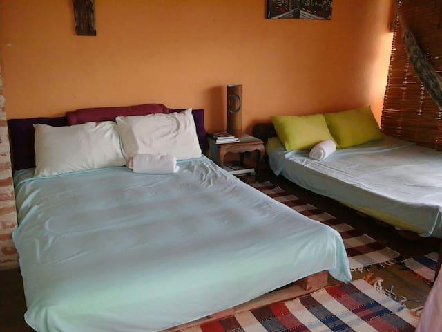 Disponibilidade para mais uma cama de solteiro