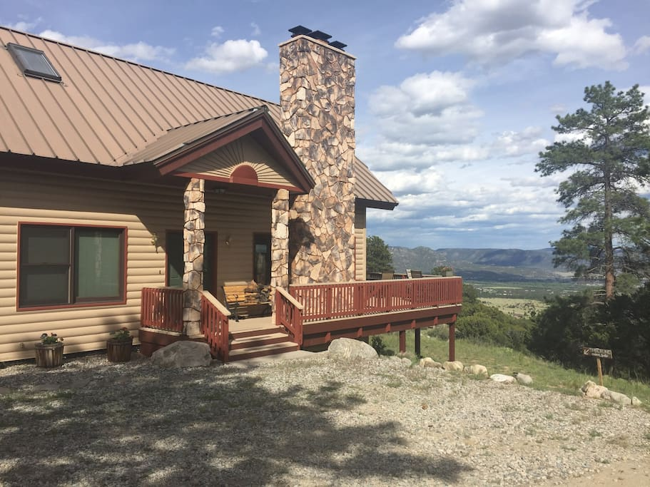 Timberline cabin suite cabins for rent in buena vista Cabins buena vista co