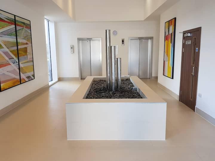 Luxurious 2-Double Bedroom Apartment with En-Suite