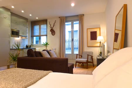 Loft in the Prado WIFI - Air C. - Madrid