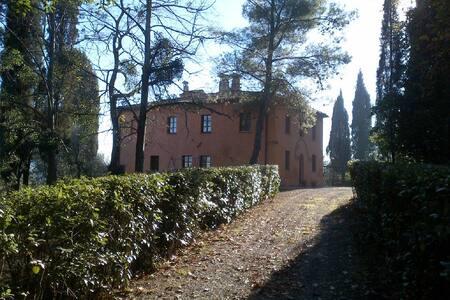 La Casa del giardino - Montelopio - Dům