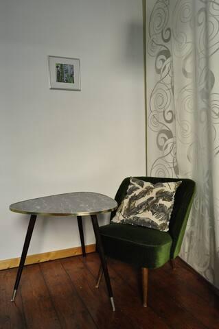 Gemütliche Sitzecke
