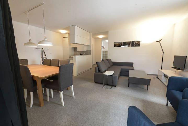 Gemütliche 4.5-Zimmer-Wohnung - Churwalden - Apartment