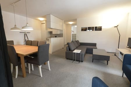 Gemütliche 4.5-Zimmer-Wohnung - Churwalden - Apartmen