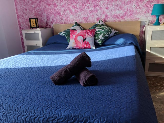 Habitación por Noches o larga estancia
