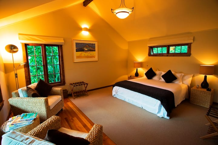 One of New Zealand's great luxury lodges