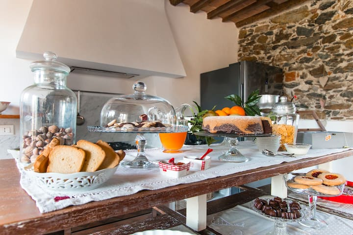 Agriturismo in Versilia - Massa - Bed & Breakfast