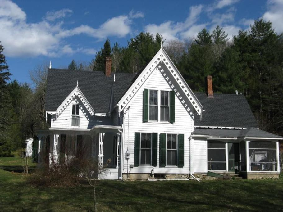Victorian Cottage In The Berkshires Houses For Rent In New Marlborough Massachusetts United