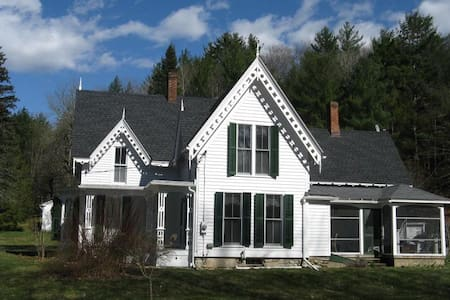 Victorian Cottage in the Berkshires - House