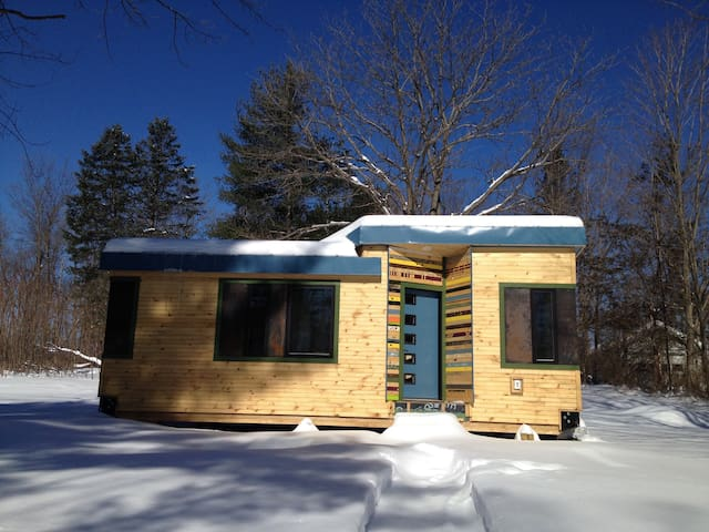 Vermont Tiny House Winter Paradise! - Bennington  - Dům