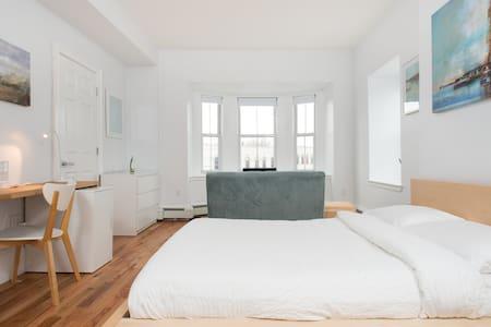 Brownstone Master Bedroom Suite - 波士顿 - 公寓