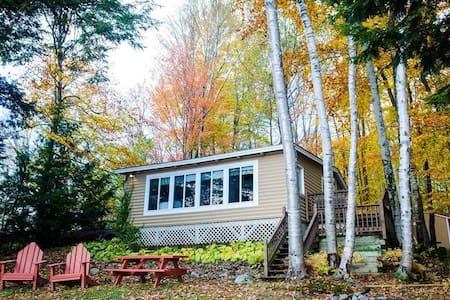 Maine Cozy Cottage on the lake - Saint Albans