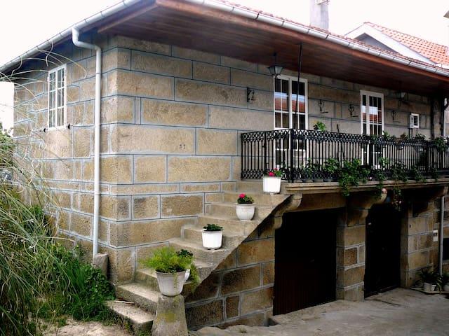 Apartamento Sala Darriba - A Merca - Byt