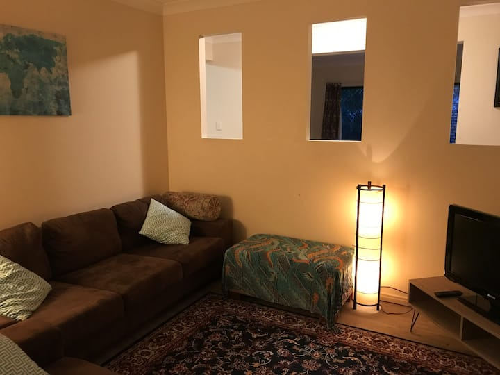 Home away from home with quality amenities