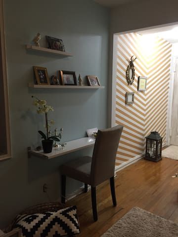 Room in a Cozy & Quiet Atmosphere - New Rochelle - Apartmen