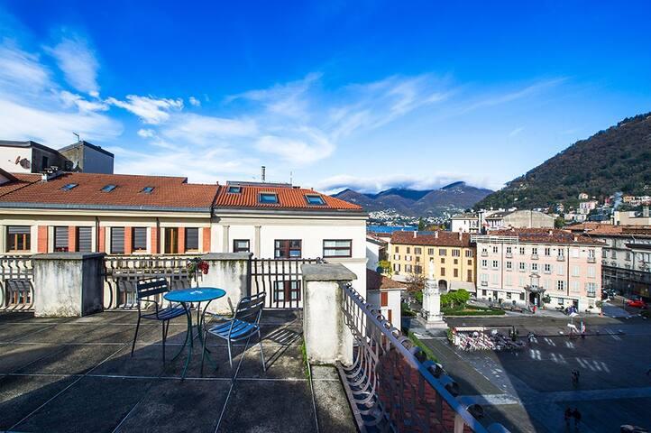 VOLTA Apartment - Como City