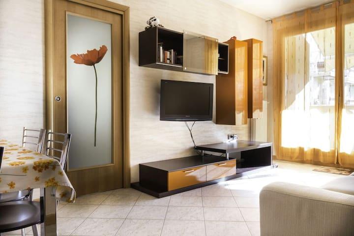 Padova new spacious apartment