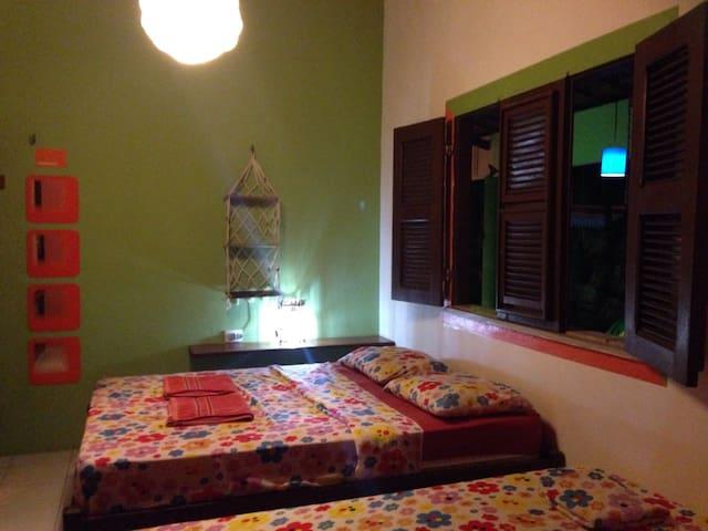 Chambre dans villa paracuru centre - Paracuru - House