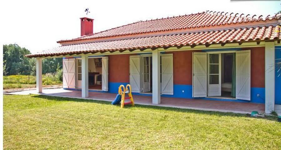 casa na arrabida para 7 com piscina - Setúbal - Casa