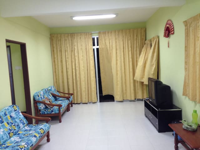 Cameron Highland Rose Apartment 3 room 2 toilet