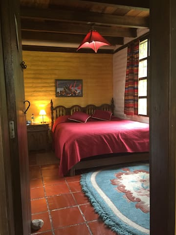 Yellow Guest House (Room Jose) - Cotacachi - Bed & Breakfast