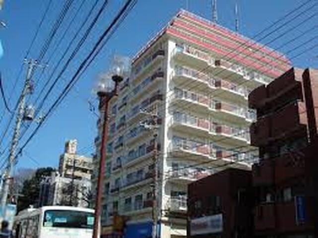 sky-tree & Fuji-SAN - Ichikawa-shi - Apartemen