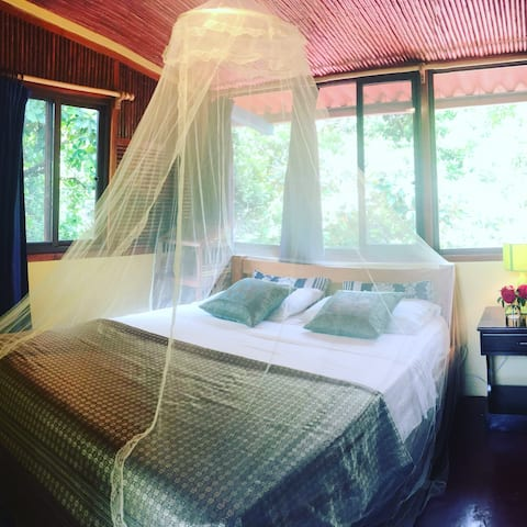 2 bedroom casita with kitchenette