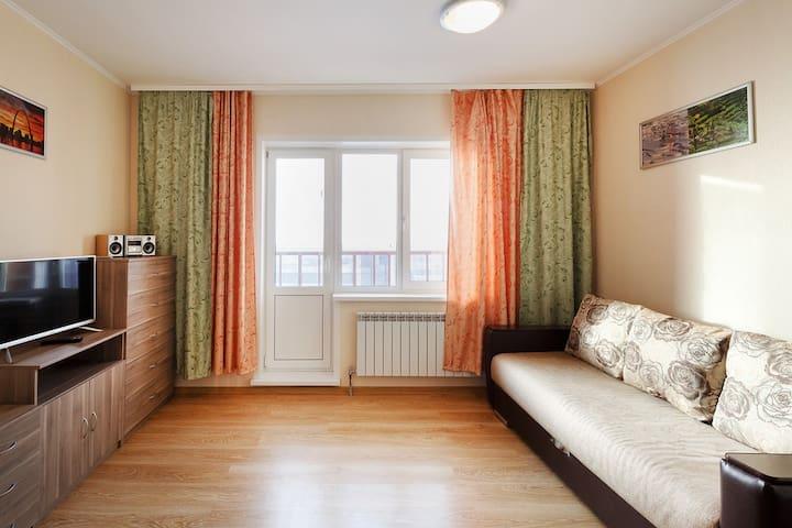 Апартаменты а новом доме - Novosibirsk - Apartmen
