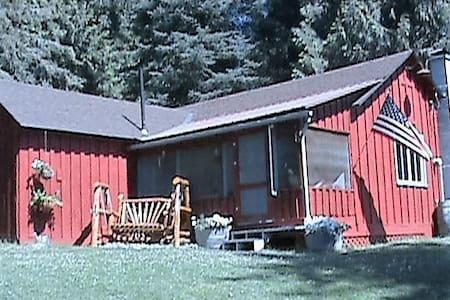 Lewis & Clark Trail Cabin @ Syringa - Kooskia - Cottage