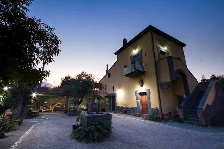 Villa Rosa al VESUVIO - Relax, natura e cultura