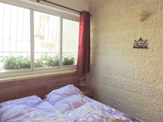Vacation Apartment - Religious Area - Ramat Shilo, Ramat Bet Shemesh Aleph - อพาร์ทเมนท์