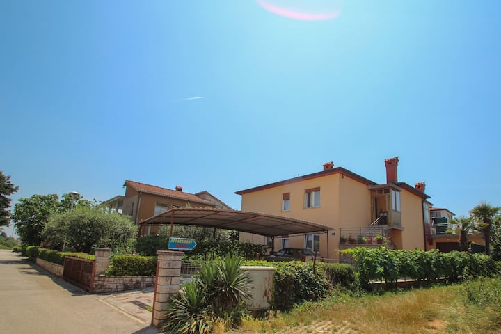 Apartment for 2 persons with WLAN in Umag R66217