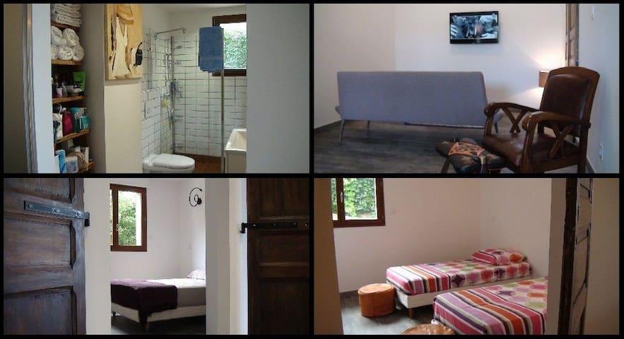 Bel appartement, très au calme  - Santa-Reparata-di-Balagna - Casa