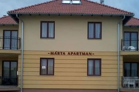 MÁRTA APARTMANHÁZ - EVITA - Kehidakustány - Appartement