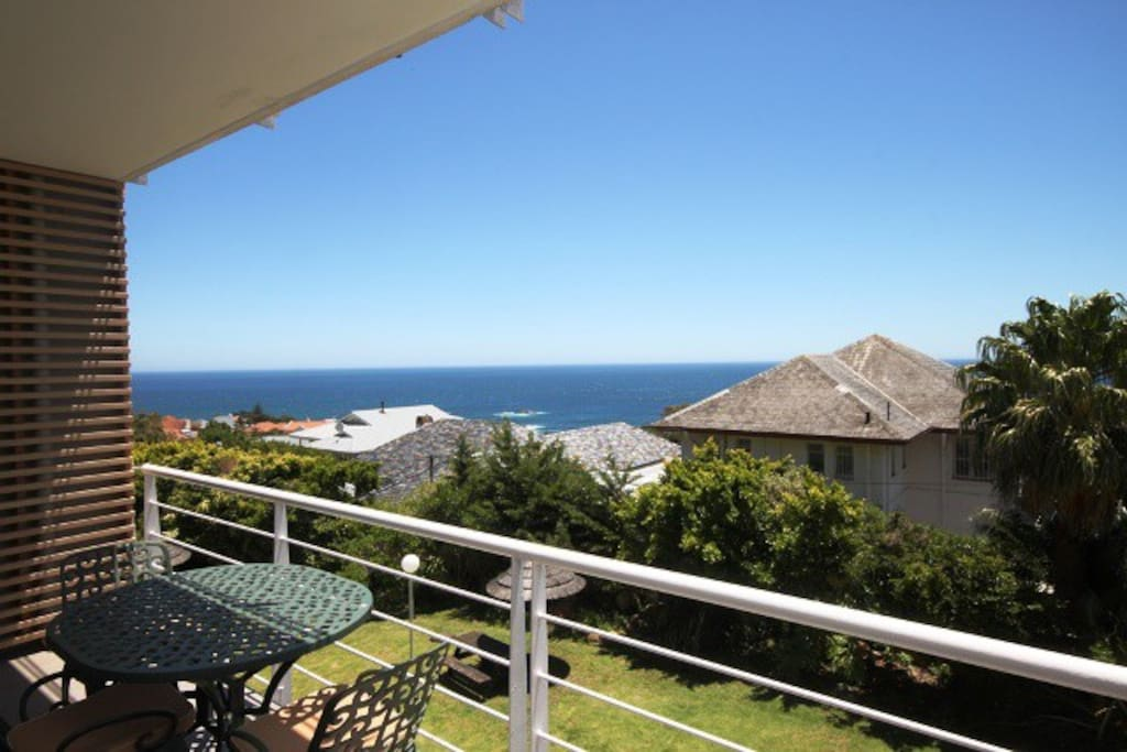 Sunrise-Sunset- No 14, is top of the range, recently modernised, smart, comfortable with stunning ocean views.