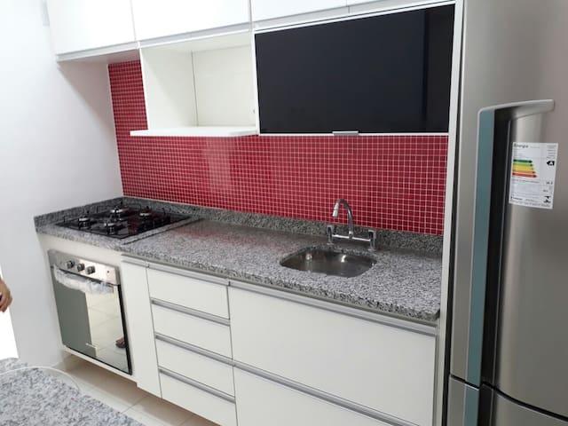 Appart novo de estilo aconchegante - Mauá - Apartamento