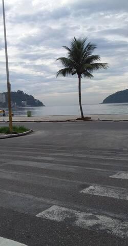 Praia, Sol e Mar emSao Vicente